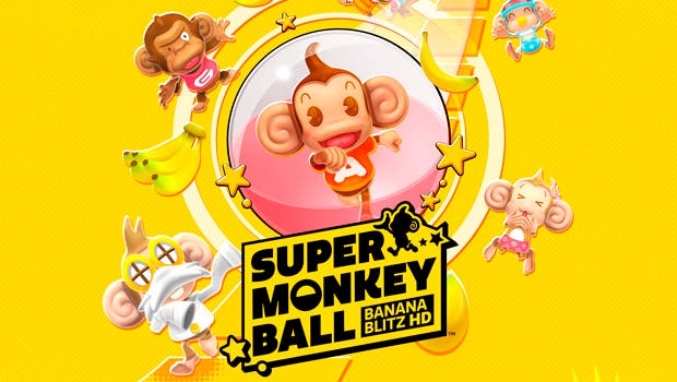 Super Monkey Ball: Banana Blitz HD confirma su llegada en octubre a Xbox One