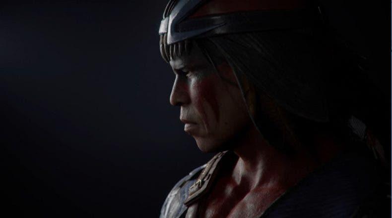 Nuevo teaser introduce a Nightwolf de Mortal Kombat 11 1