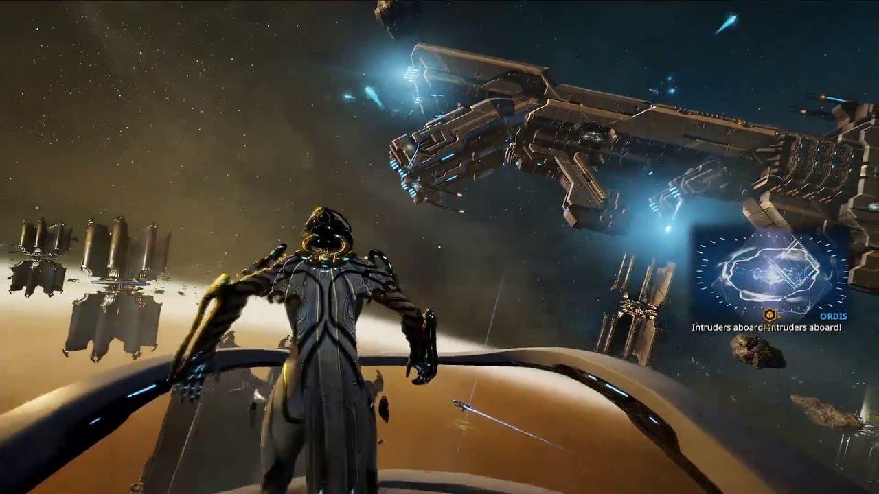 Warframe desvela nueva información y gameplay de su próxima expansión, Empyrean