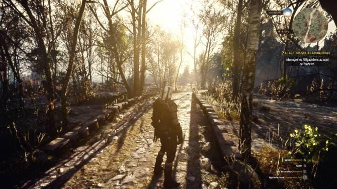 Comparan The Witcher 3: Wild Hunt haciendo uso de Ray Tracing con su original 2