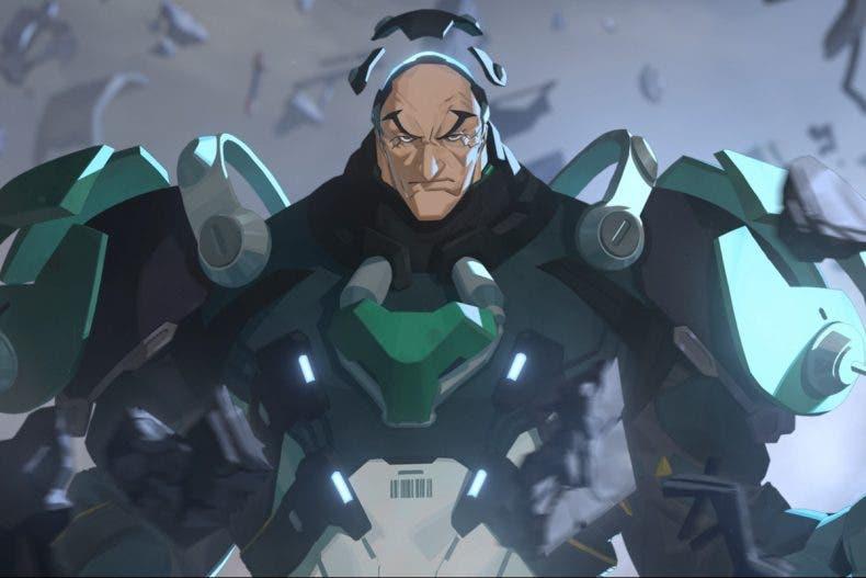 Overwatch presenta a Sigma, su nuevo personaje 1