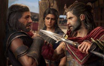 Ubisoft sancionará a quienes creen misiones en Assassin's Creed Odyssey solo para obtener experiencia fácil 8
