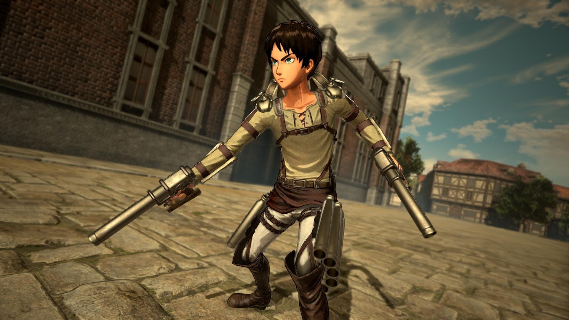 Análisis Attack on Titan 2: Final Battle - Xbox One 3