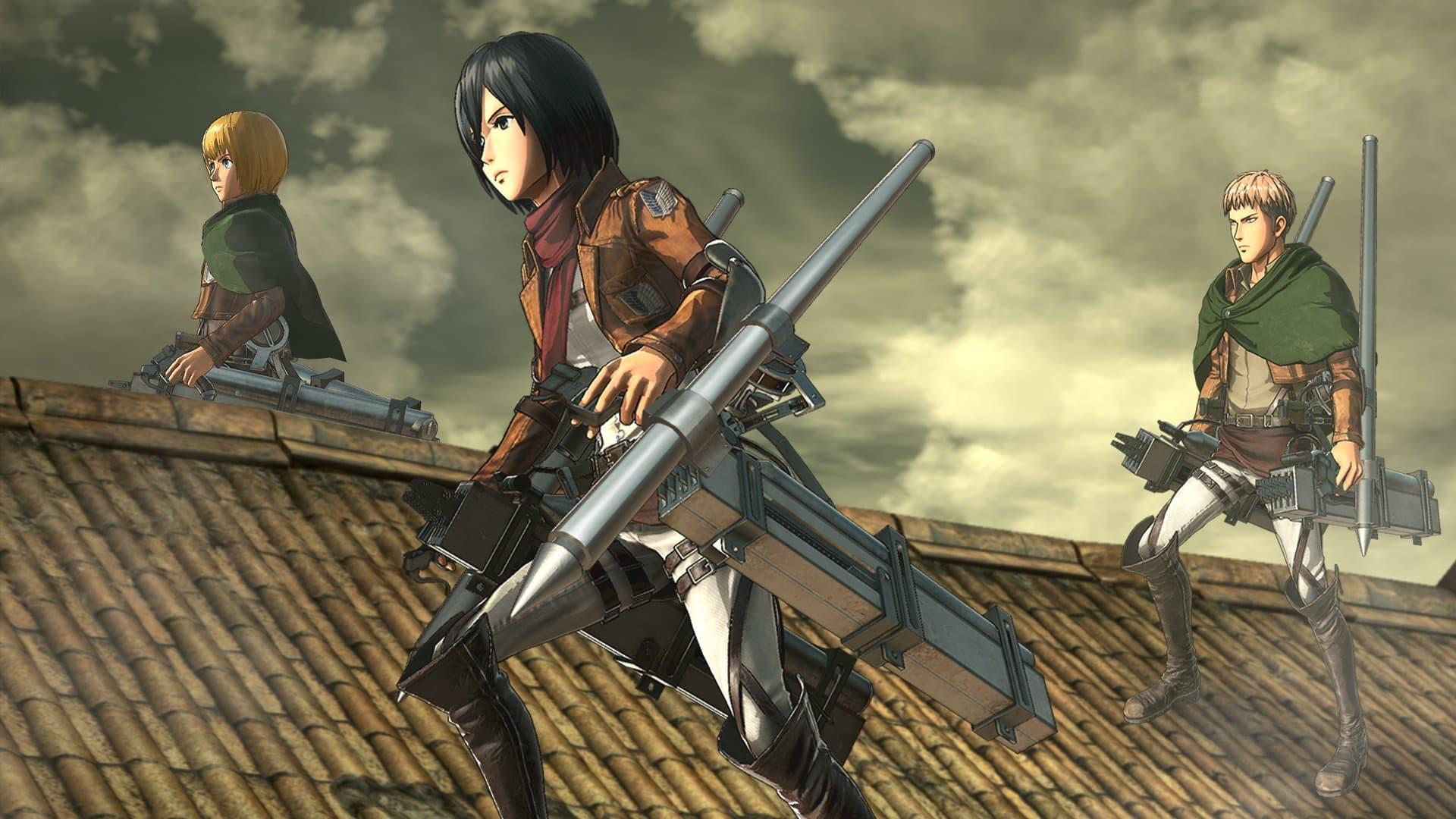 Análisis Attack on Titan 2: Final Battle - Xbox One 7