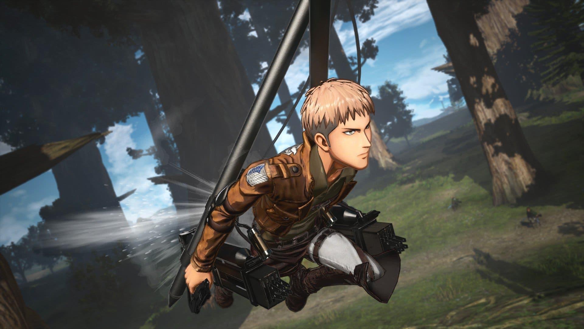 Análisis Attack on Titan 2: Final Battle - Xbox One 2