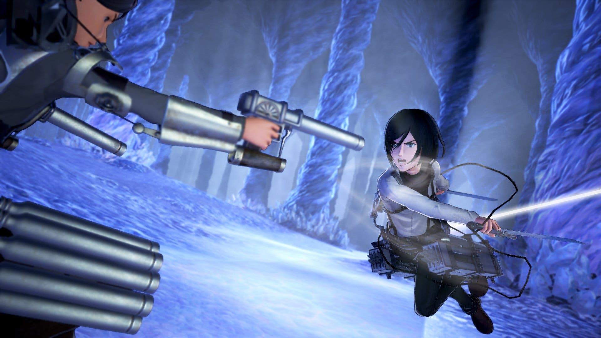 Análisis Attack on Titan 2: Final Battle - Xbox One 4