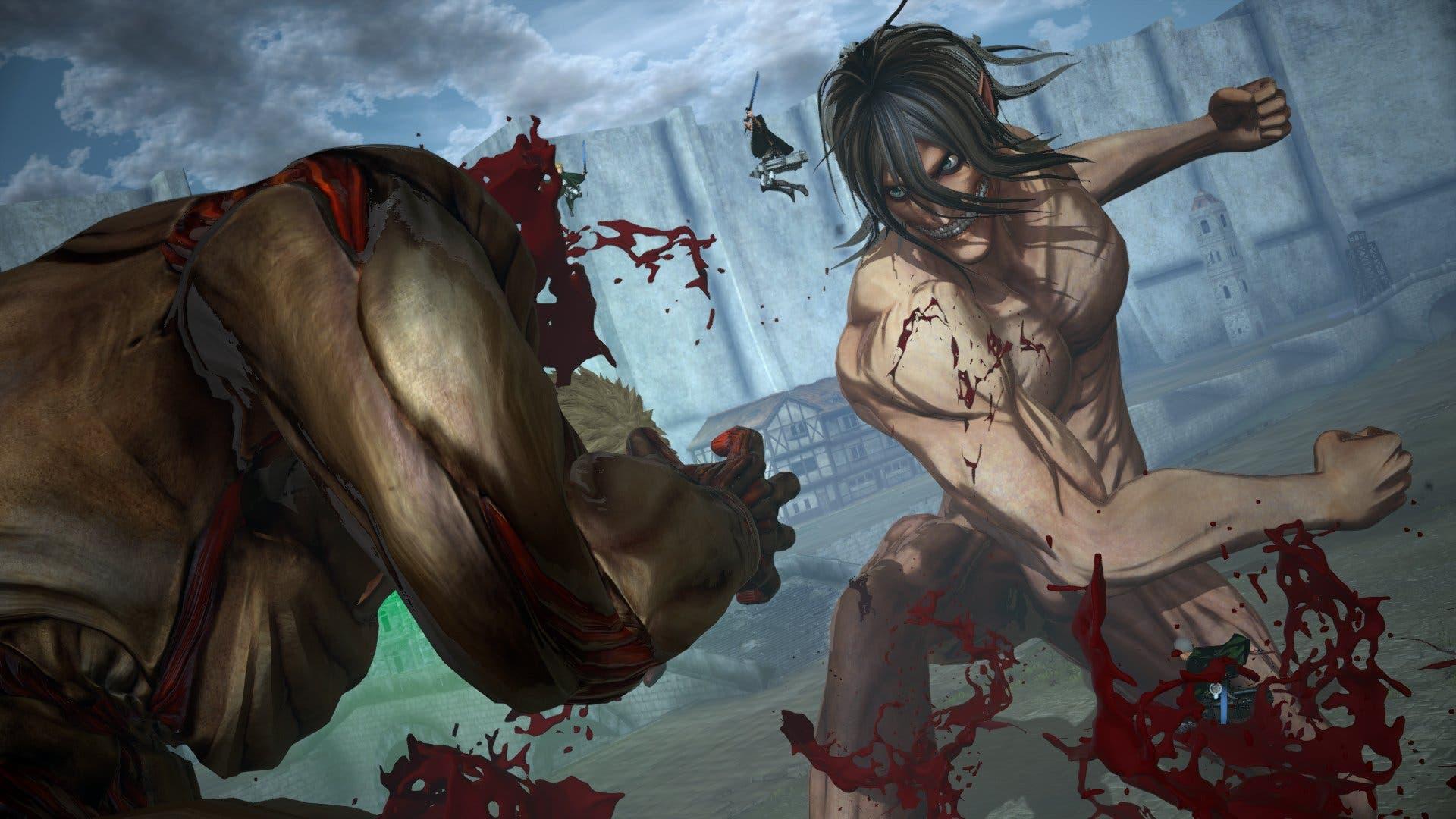 Análisis Attack on Titan 2: Final Battle - Xbox One 1