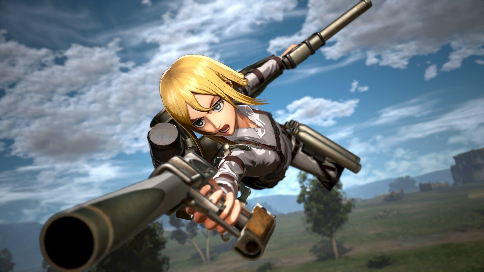 Análisis Attack on Titan 2: Final Battle - Xbox One 6