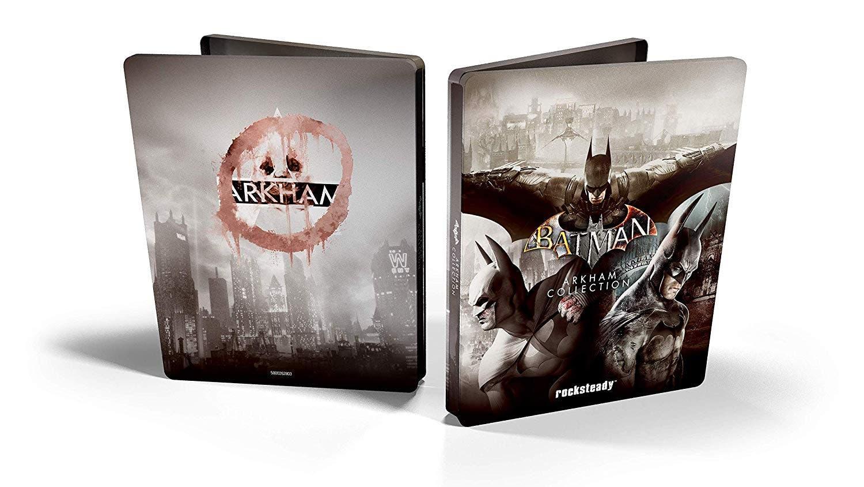 Rocksteady confirma la edición física de Batman: Arkham Collection, solo para Europa