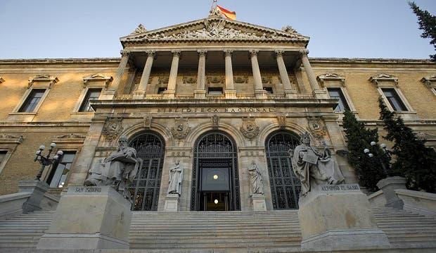 La Biblioteca Nacional de España también quiere almacenar videojuegos 1