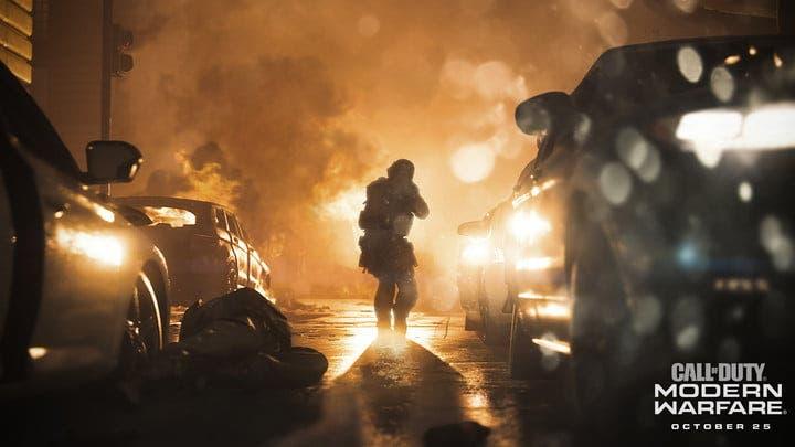 Nuevos detalles filtrados sobre el multijugador de Call of Duty: Modern Warfare