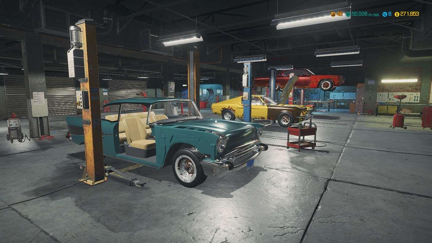 Análisis de Car Mechanic Simulator - Xbox One 1
