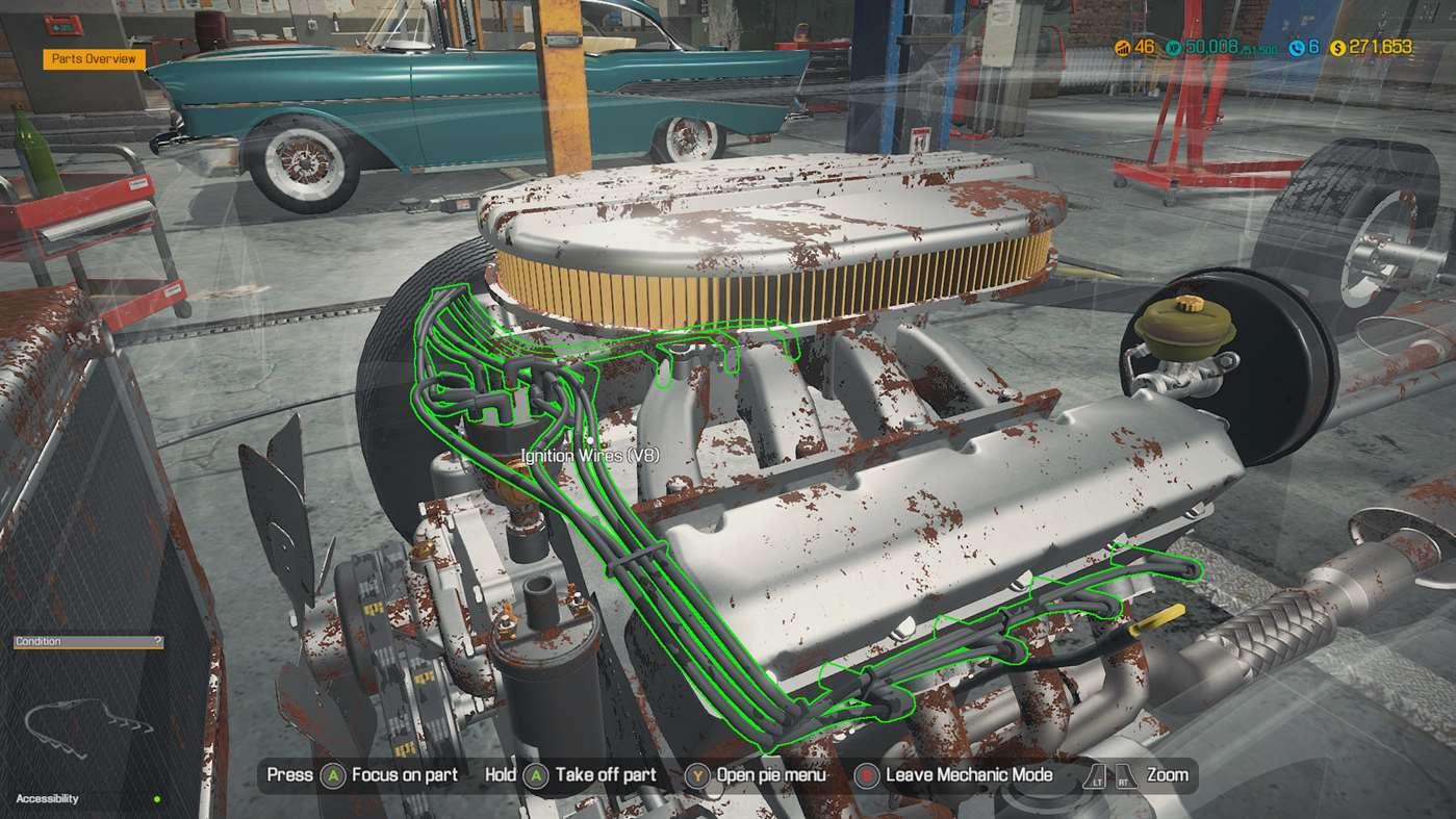 Análisis de Car Mechanic Simulator - Xbox One 2