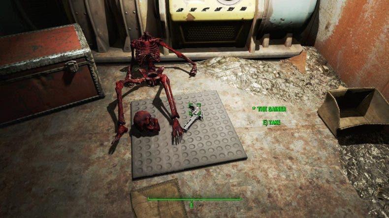 Un desarrollador de Fallout 4 ha desvelado un easter egg relacionado con Hideo Kojima que nadie vio 1