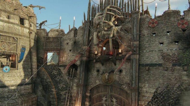 Se presenta el nuevo mapa vikingo de For Honor 1