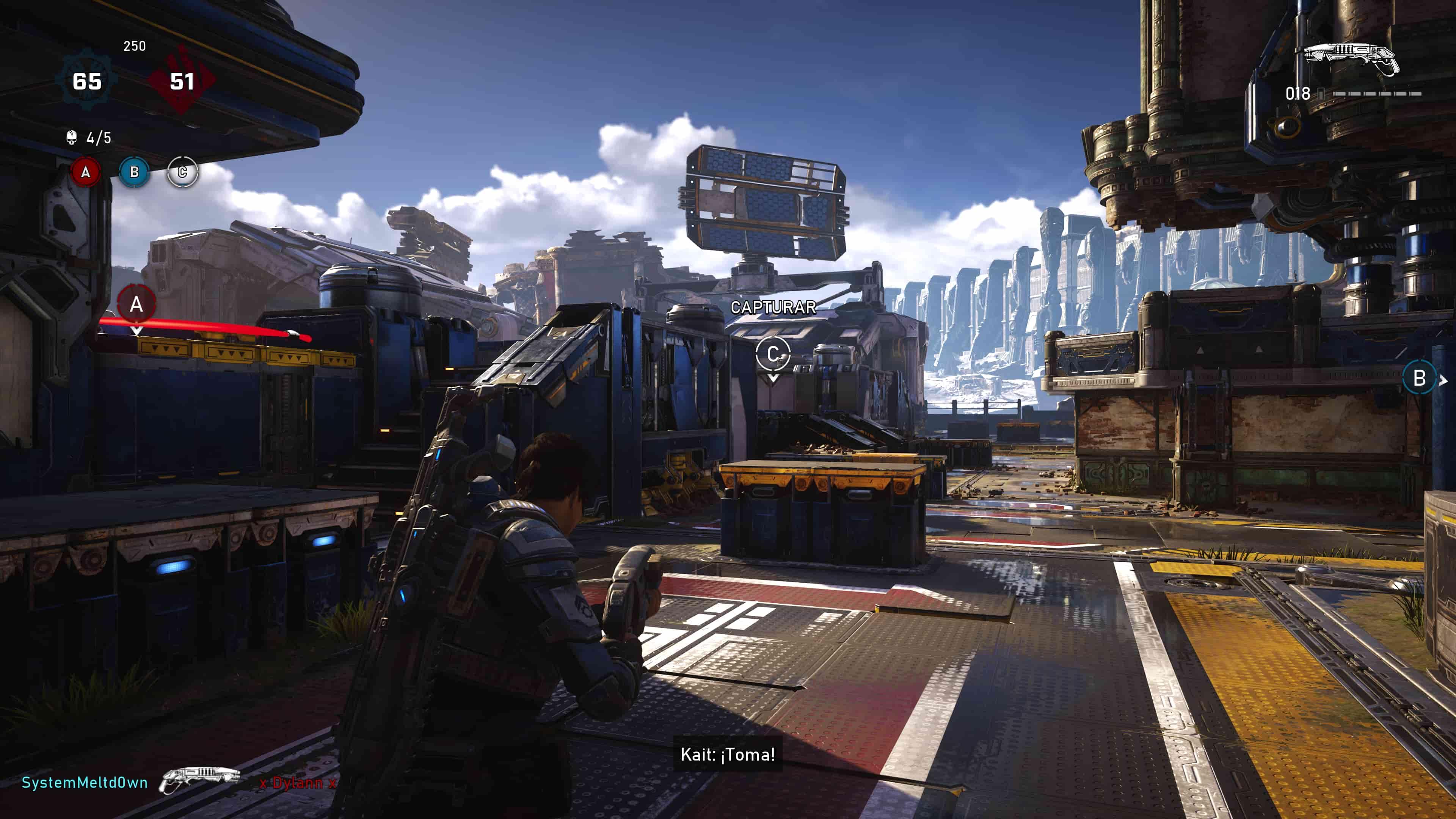 El desarrollo Gears 5 ha concluido oficialmente, lista de logros desvelada
