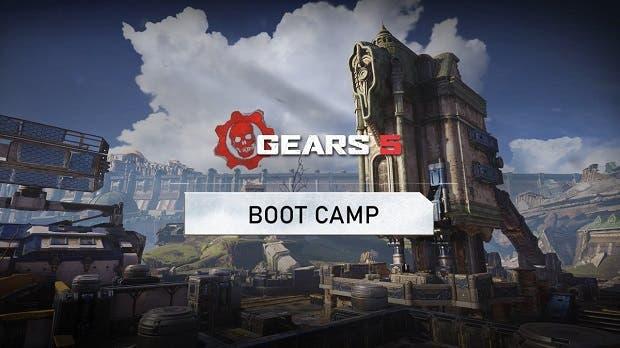 Primer vistazo al modo entrenamiento de Gears 5, que ya tiene fecha 1