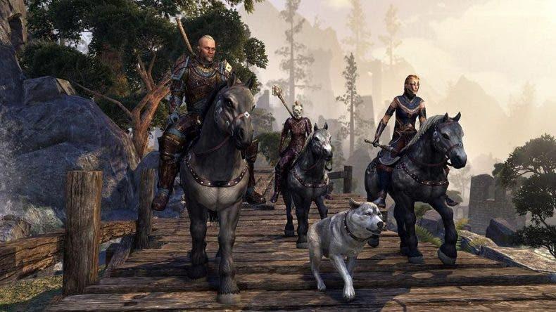 The Elder Scrolls Online contempla el cross-play entre plataformas 1