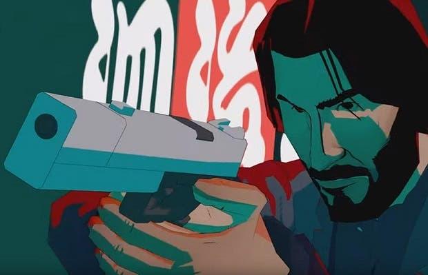 Así será el gun fu de John Wick Hex, juego basado en la saga de Keanu Reeves 1