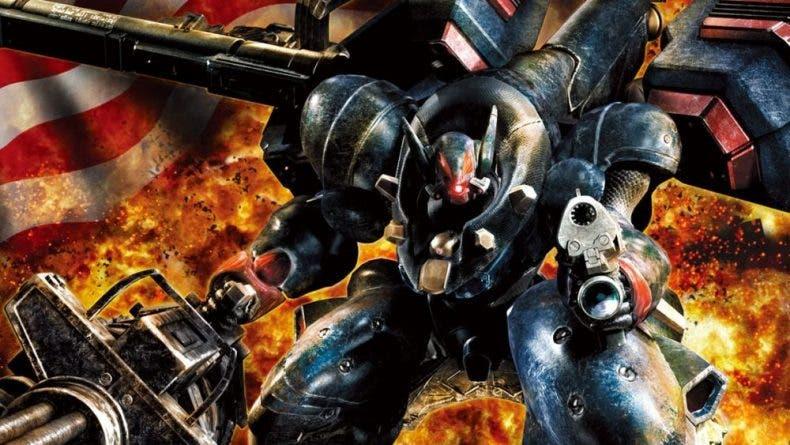 Al productor de Metal Wolf Chaos le gustaría trabajar con Guillermo del Toro 1