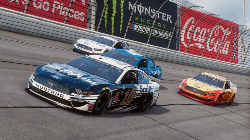 NASCAR Heat 4 confirma su lanzamiento en septiembre con un primer tráiler