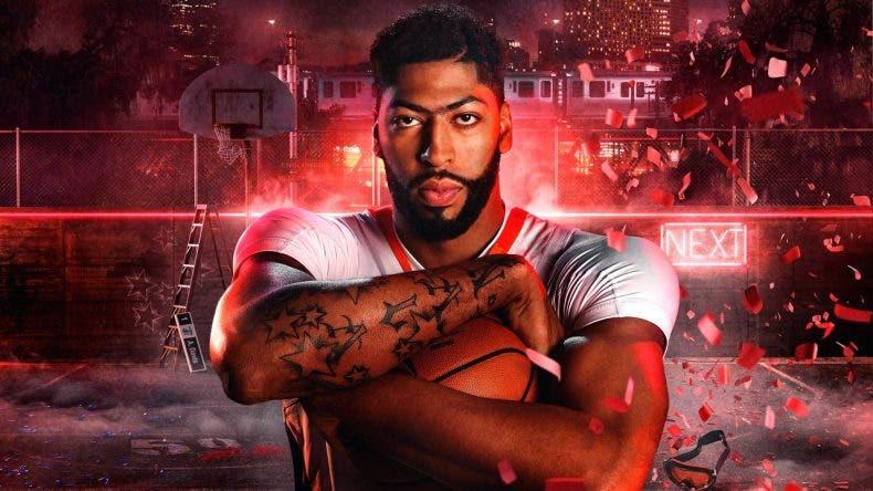 2K Sports comparte la primera captura de NBA 2K20 1