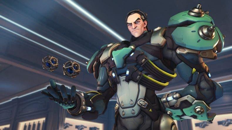 Gameplay de 7 minutos de Sigma, el nuevo héroe de Overwatch 1