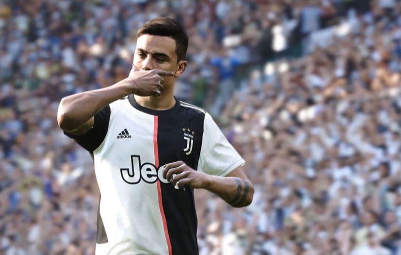 La Juventus será exclusiva de PES 2020: se llamará Piemonte Calcio en FIFA 20 1