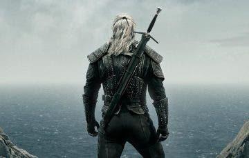 Geralt de Rivia en la serie de The Witcher de Netflix