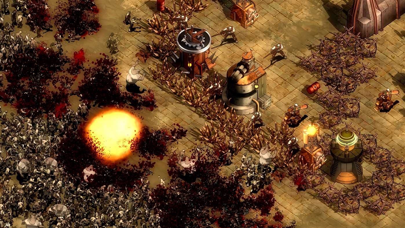 Análisis de They Are Billions - Xbox One 1