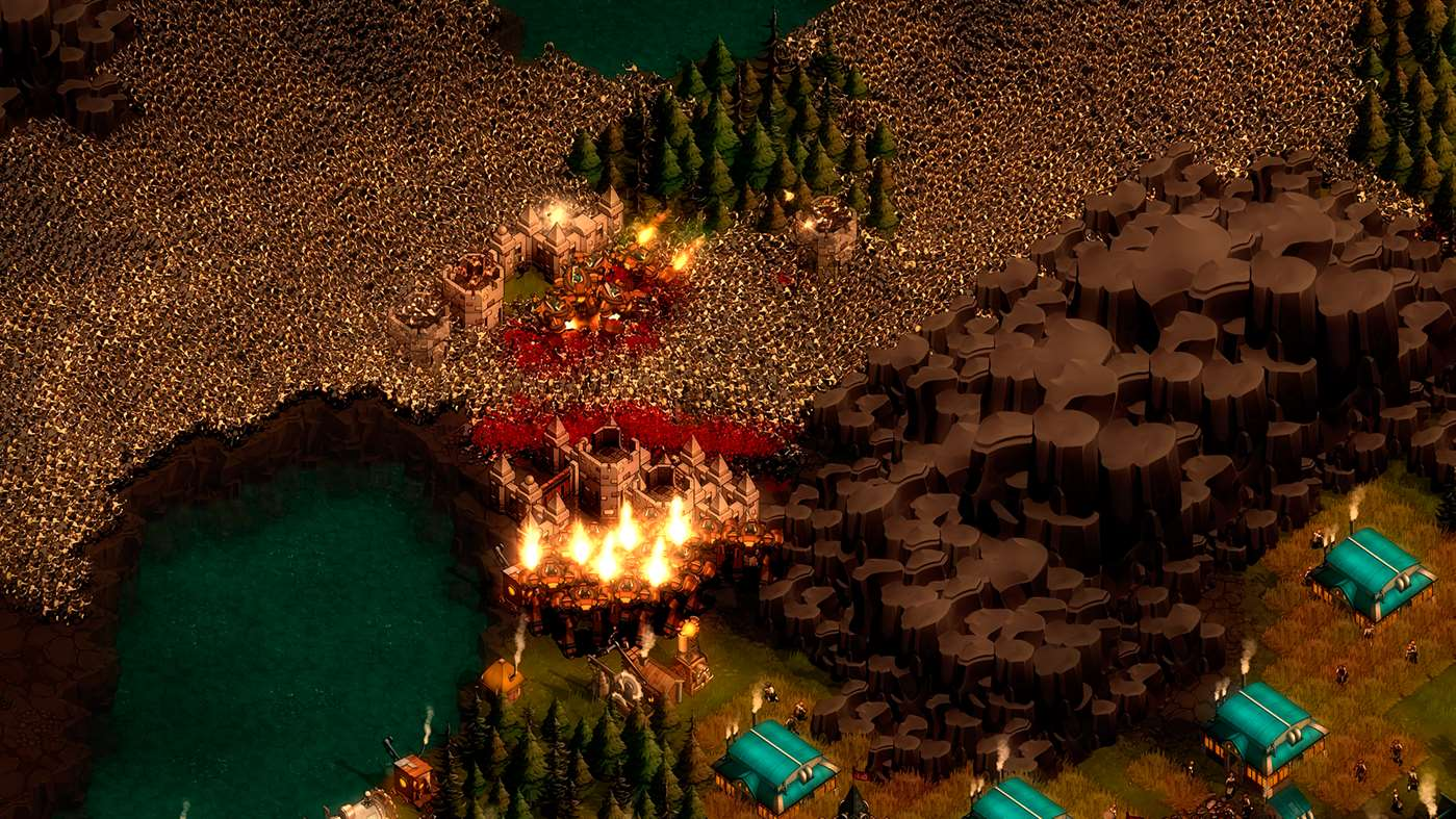 Análisis de They Are Billions - Xbox One 3