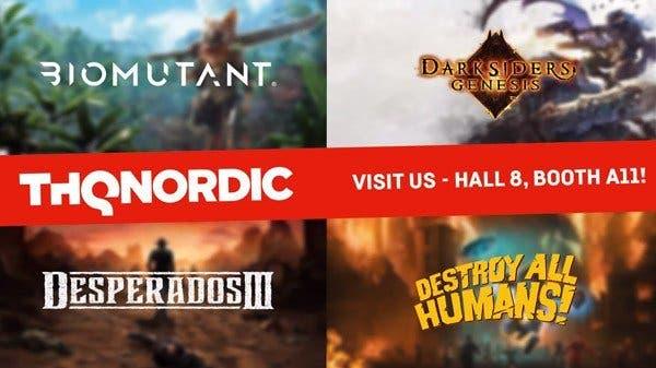 THQ Nordic dará a conocer nuevos juegos en la Gamescom 2019