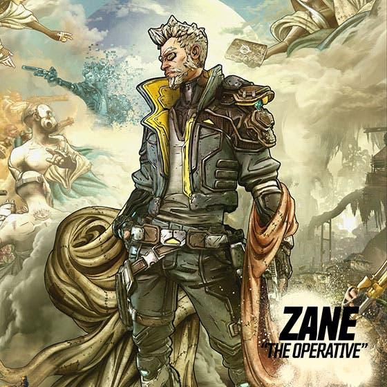 Borderlands 3 presenta al sicario Zane en un nuevo tráiler