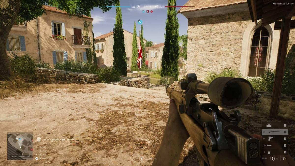 DICE anuncia un importante cambio para el parche 6.2 de Battlefield V 1