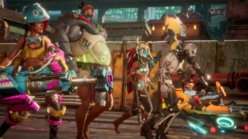 Bleeding Edge se deja ver en un extenso gameplay desde la Gamescom 2019