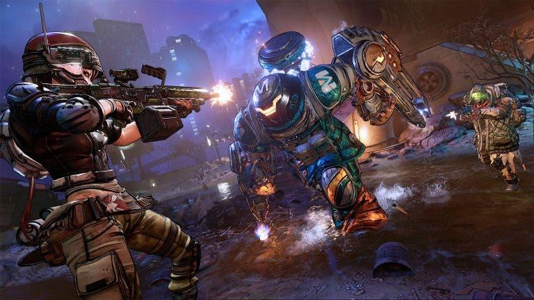Análisis y comparativa de rendimiento de Borderlands 3 en Xbox One X