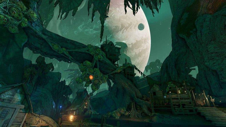 Borderlands 3 presenta un nuevo planeta de su aventura, Eden 6 1
