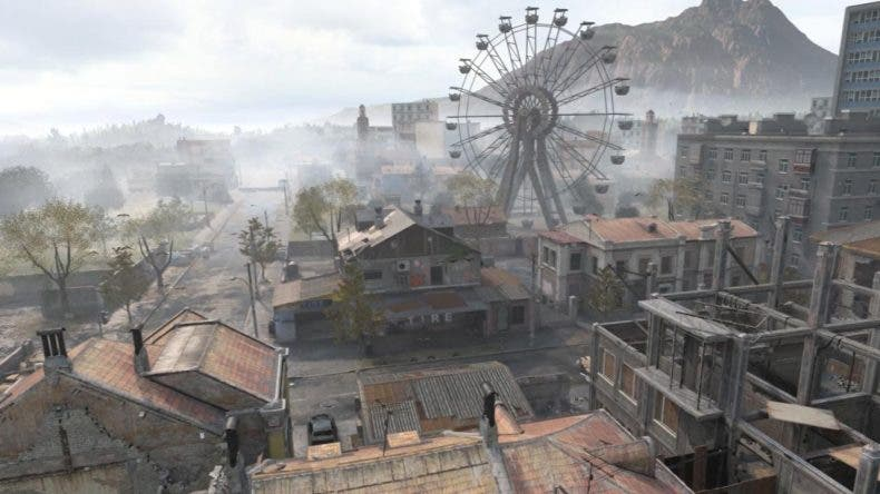 Un vídeo expone el mapa multijugador de Grazna de Call Of Duty: Modern Warfare 1