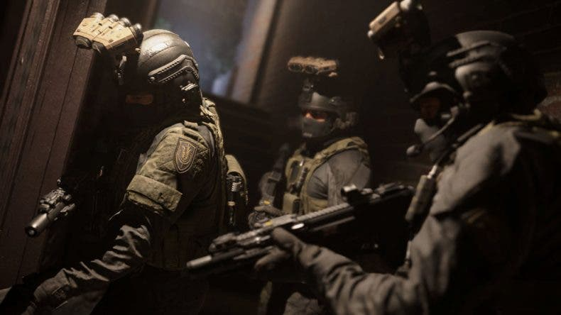 La beta de Call of Duty: Modern Warfare recibe el mini mapa y el modo Ground War 1