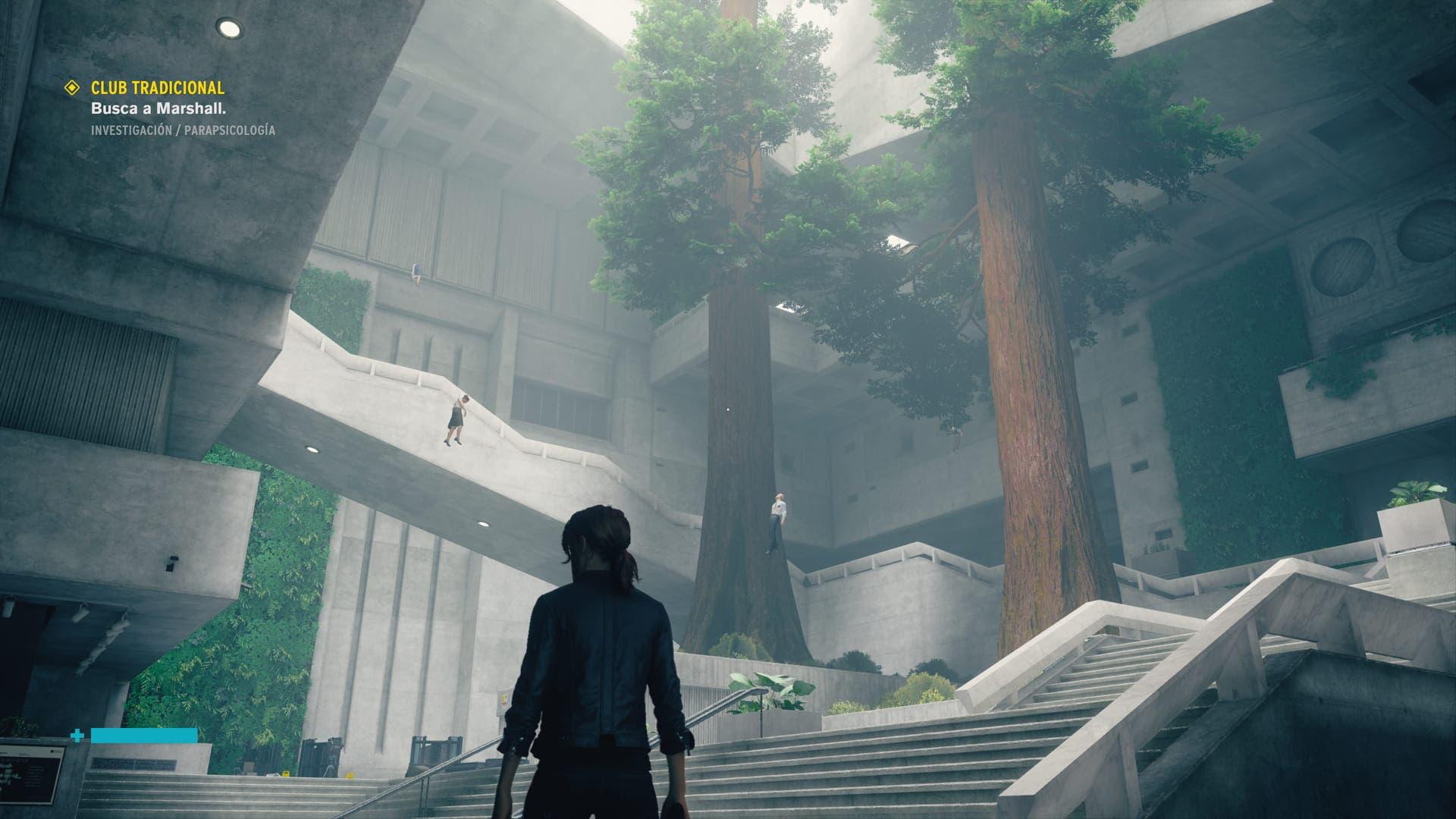 Detallada la hoja de ruta de Control, con un DLC relacionado con Alan Wake 2