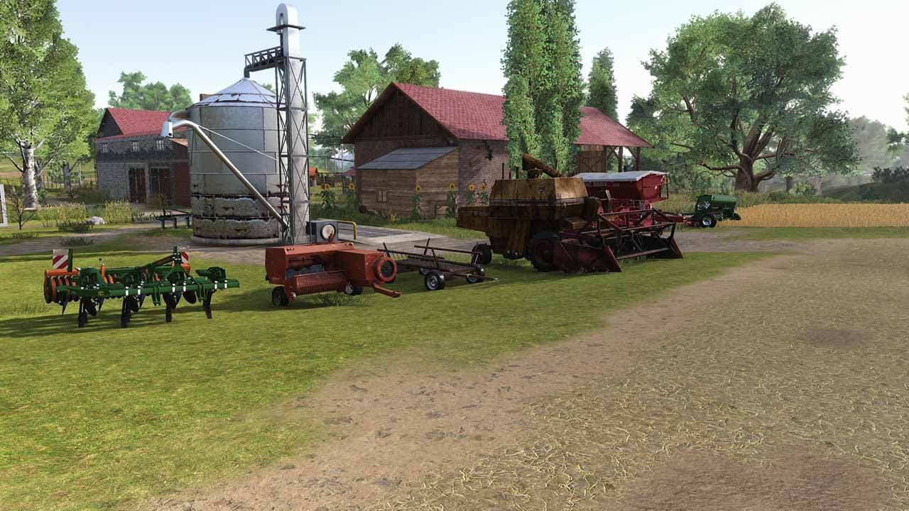 Farmer Dynasty confirma su llegada en noviembre a Xbox One 2