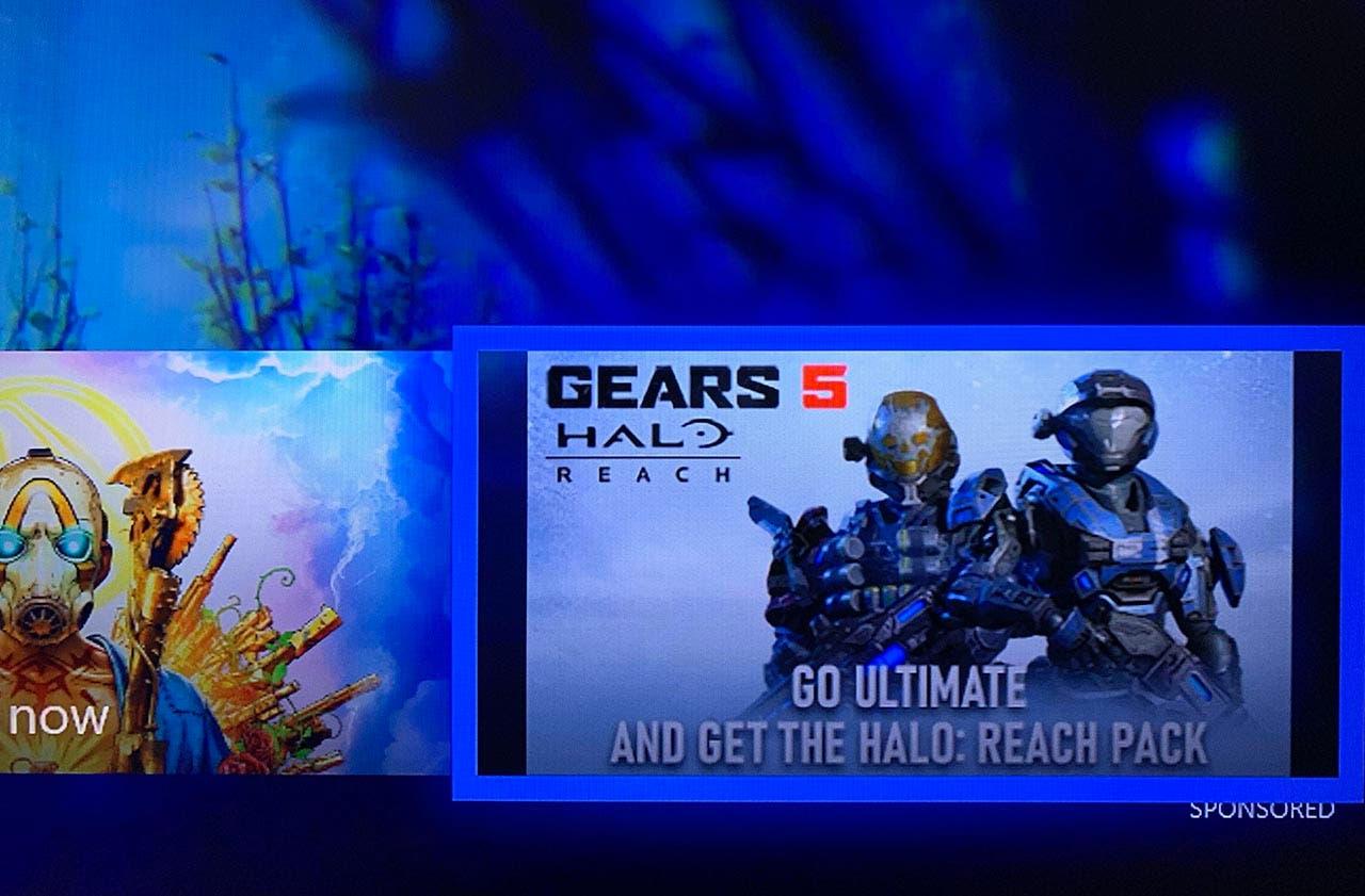 Gears 5 recibirá un pack estético basado en Halo Reach