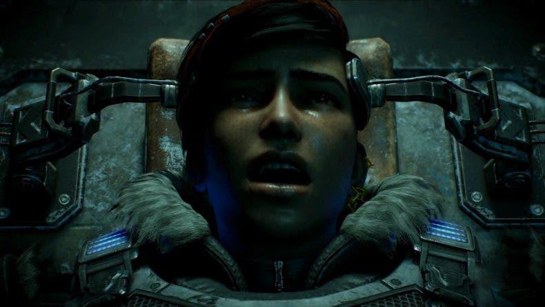 Kait se desata en el tráiler de la campaña de Gears 5 1