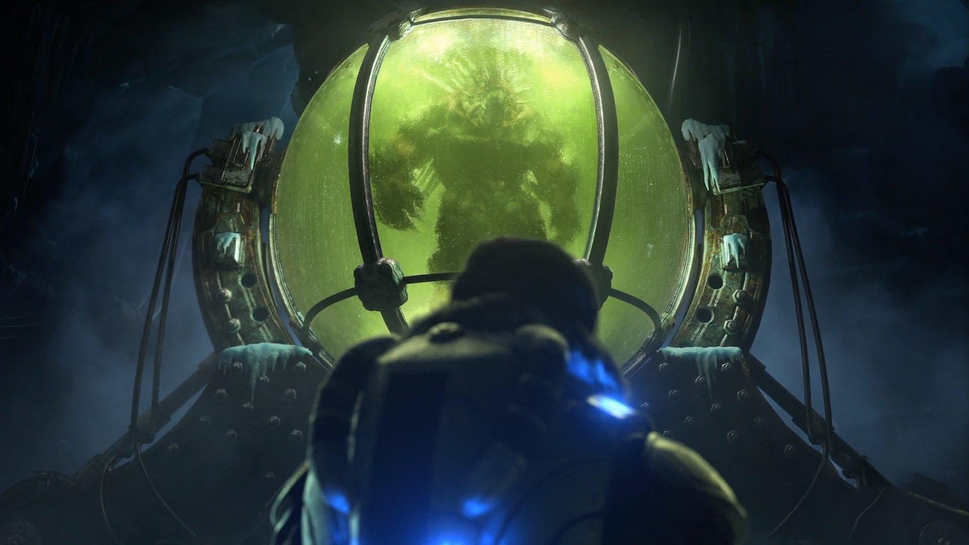 Kait se desata en el tráiler de la campaña de Gears 5 2