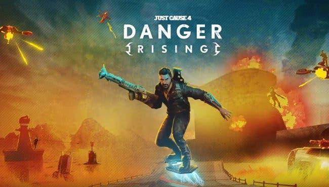 Confirmada la fecha de Danger Rising, el último DLC de Just Cause 4 1
