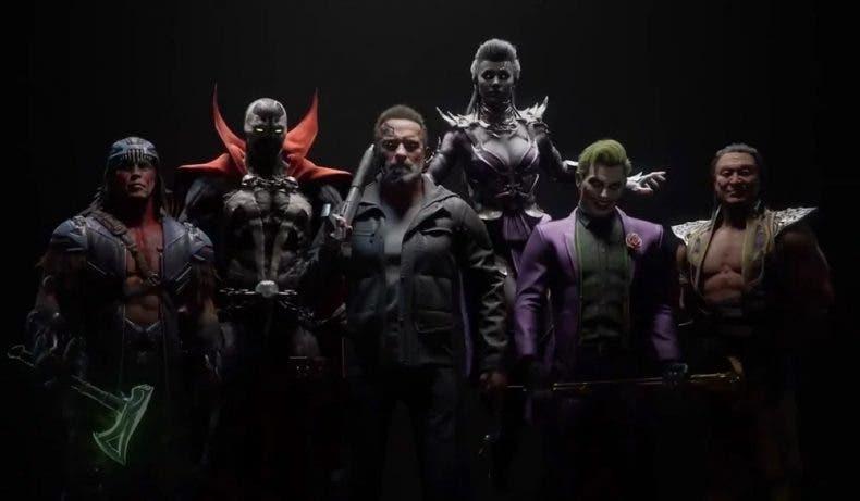 Confirmados todos los luchadores del Kombat Pack de Mortal Kombat 11 1