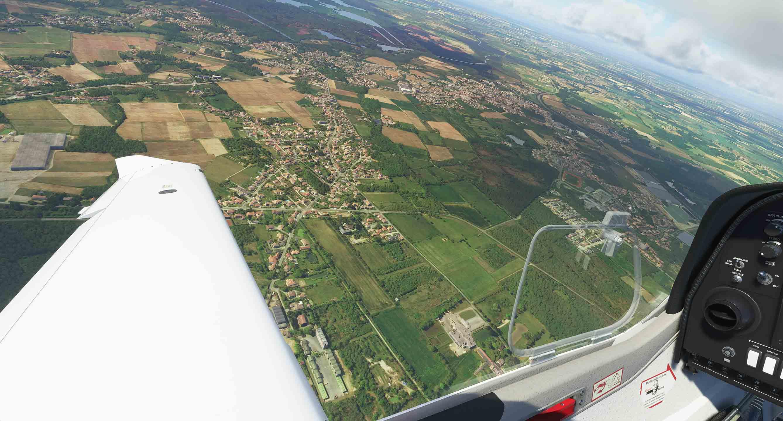 Nuevo vídeo de Microsoft Flight Simulator presentando los espectaculares escenarios