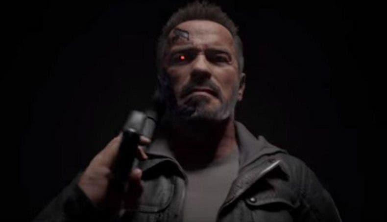 [ACTUALIZADA] Arnold Schwarzenegger pondrá la voz del T-800 en Mortal Kombat 11 1