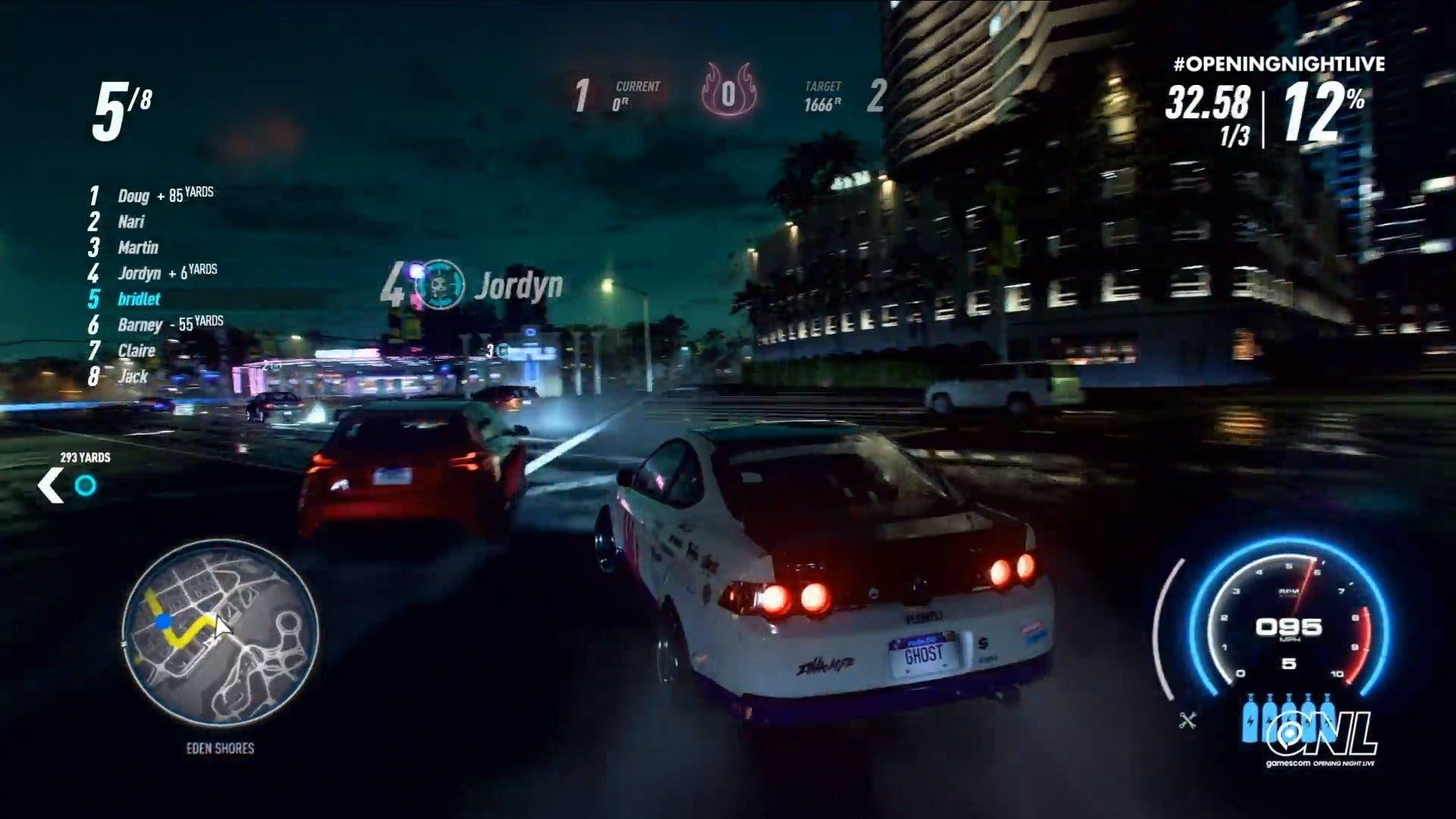 Estos son los requisitos mínimos y recomendados para las carreras callejeras de Need for Speed: Heat en PC
