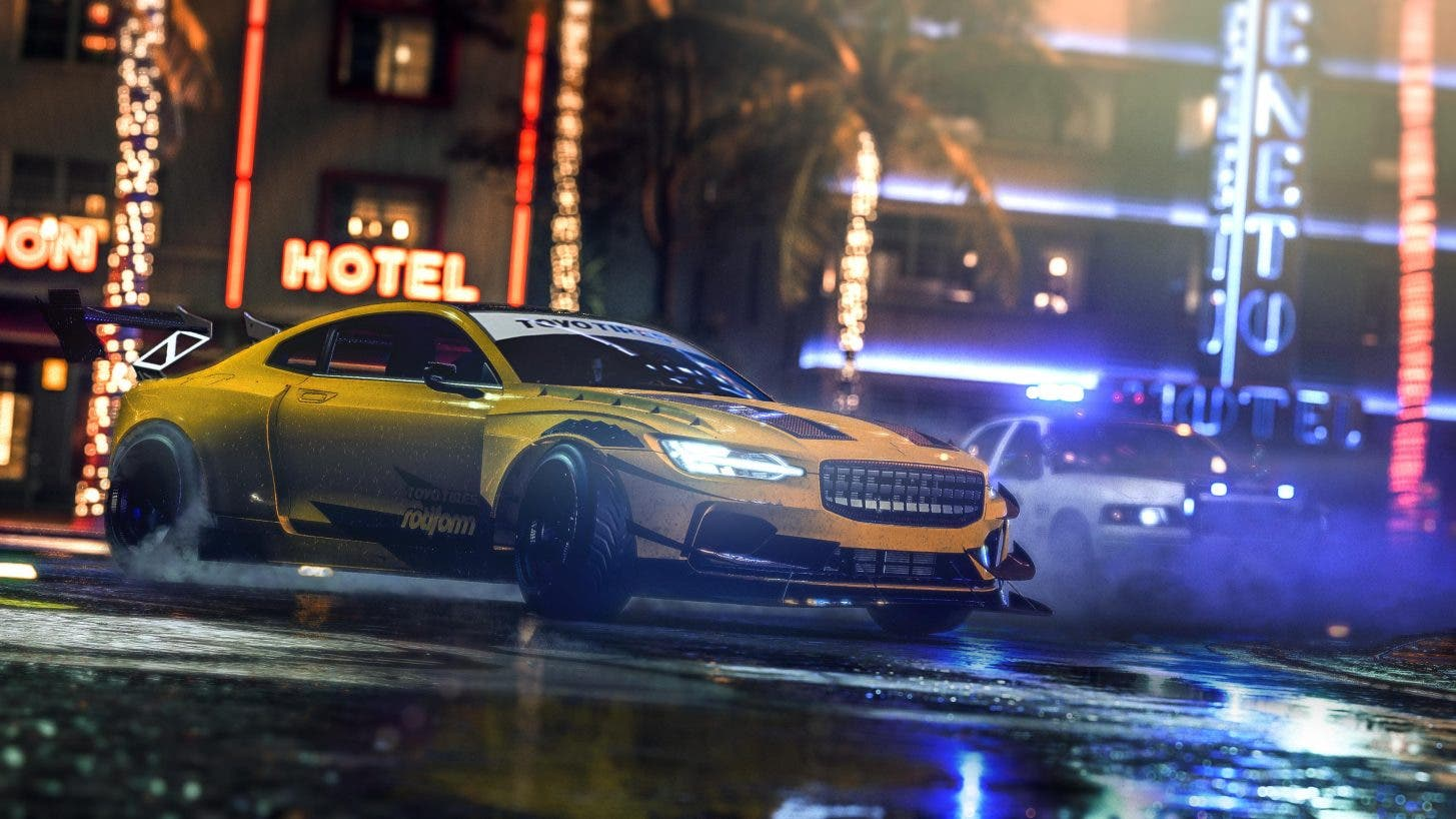 En Need for Speed Heat no habrá interrupciones cinemáticas